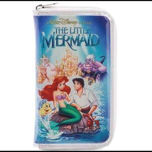 Little Mermaid Clutch